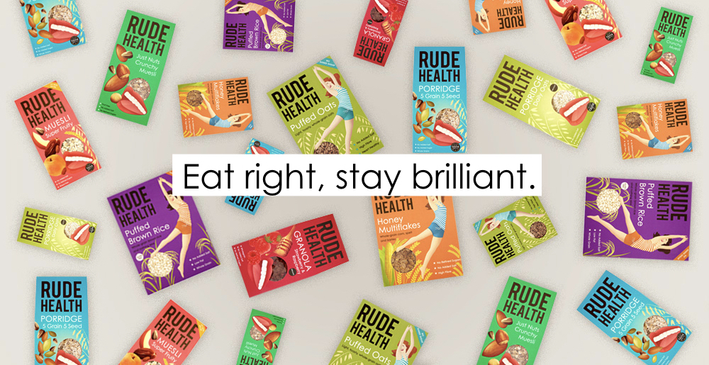 Rude Health Eat Right Stay Brilliant