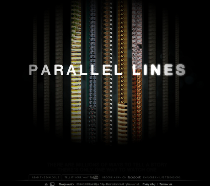 Philips Parallel Lines